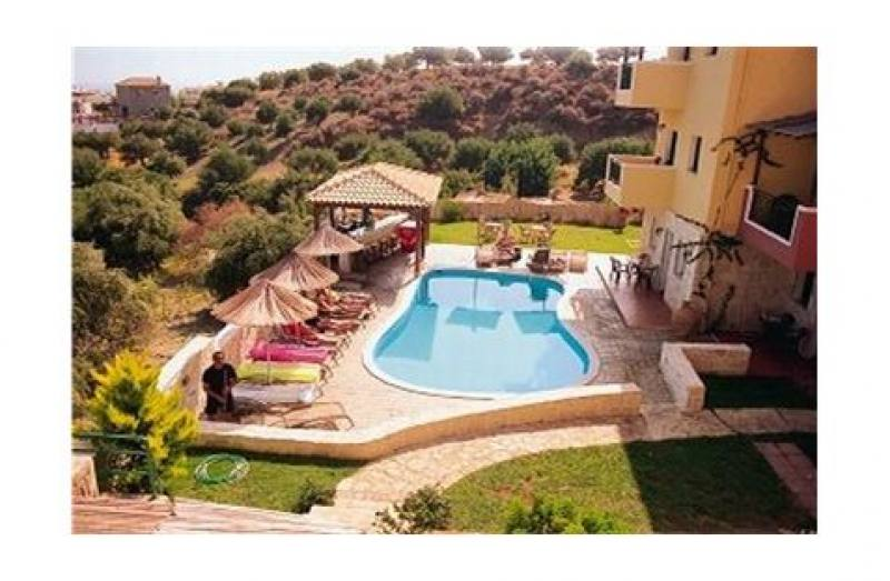 Hotel Cretan View - Chersonissos - Heraklion Kreta